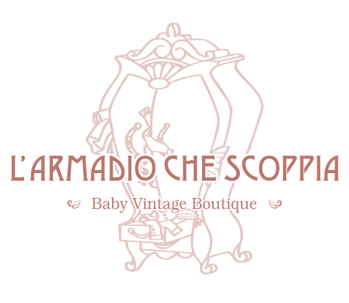 L'Armadio Che Scoppia Baby Vintage Boutique